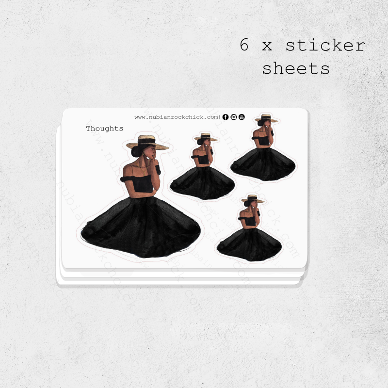 6 stickers sheet template copy